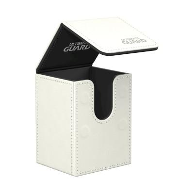 Boites de Rangements Accessoires Pour Cartes Deck Box Ultimate Guard - Simple - Blanc - T1 - ACC