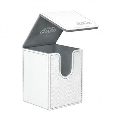 Boites de Rangements Accessoires Pour Cartes Deck Box Ultimate Guard - Skin - Blanc - T1+