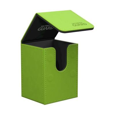 Boites de Rangements Accessoires Pour Cartes Flip Deck Case 80+ - Vert