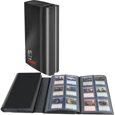 Classeurs et Portfolios Accessoires Pour Cartes Portfolio Ultra Pro - Playset Pro-Binder - Noir - ACC