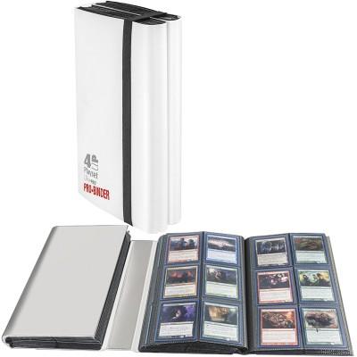 Classeurs et Portfolios Portfolio Ultra Pro - Playset Pro-Binder - Blanc - ACC