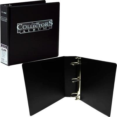 Classeurs et Portfolios Accessoires Pour Cartes Gros Classeur Ultra Pro - Collectors Album - Noir - ACC