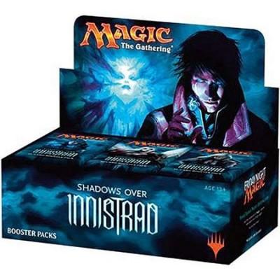 Boites de Boosters Magic the Gathering Shadows Over Innistrad / Ténèbres Sur Innistrad - Boite de 36 boosters Magic - (EN ANGLAIS)