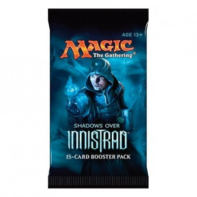 Boosters Magic the Gathering Shadows Over Innistrad - Booster de 15 cartes Magic