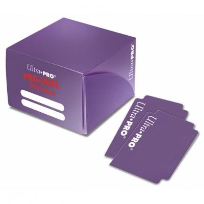 Boites de Rangements Accessoires Pour Cartes Pro Dual 180 - Violet