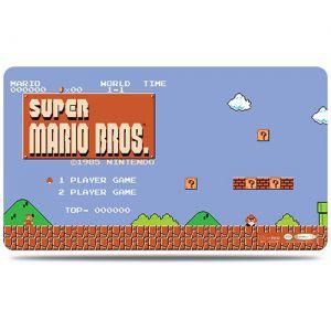 Tapis de Jeu Accessoires Pour Cartes Tapis De Jeu Ultra Pro - Playmat - Super Mario : Level 1-1 - ACC