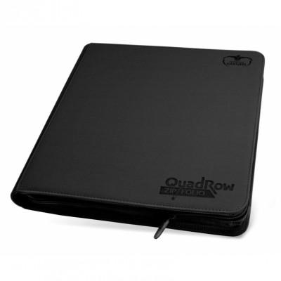 Classeurs et Portfolios Accessoires Pour Cartes Playset - 12 Cases - Xenoskin Zip - Noir
