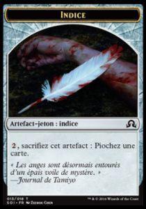 Tokens Magic Accessoires Pour Cartes Token/Jeton - Ténèbres sur Innistrad - Indice 13/18