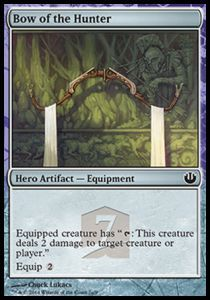 Tokens Magic Magic the Gathering Token/Jeton - Theros Héros - Arc De La Chasseresse