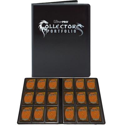 Portfolios  Portfolio A4 - Gaming Collectors - 10 pages de 9 cases