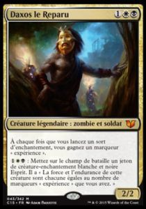 Grande Carte Oversized Magic the Gathering Oversized - Daxos le Reparu (en français)