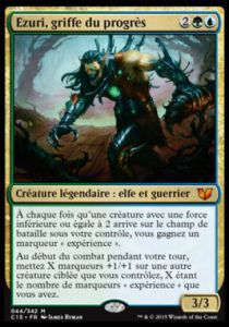 Grandes Cartes Oversized Magic the Gathering Oversized - Ezuri, griffe du progrès