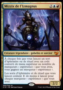 Grandes Cartes Oversized Magic the Gathering Oversized - Mizzix de l'Izmagnus