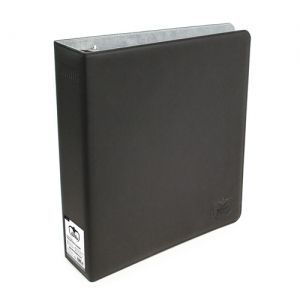 Classeurs et Portfolios Accessoires Pour Cartes Gros Classeur Collector Supreme - 3 Anneaux Xenoskin - Noir - Acc