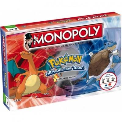 Autres jeux de plateau Jeux de Plateau Pokemon (kanto) - Monopoly