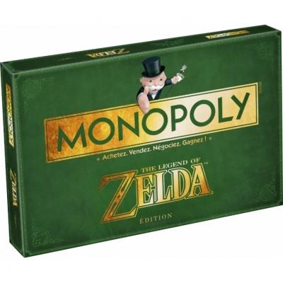 Autres jeux de plateau Jeux de Plateau Zelda - Monopoly