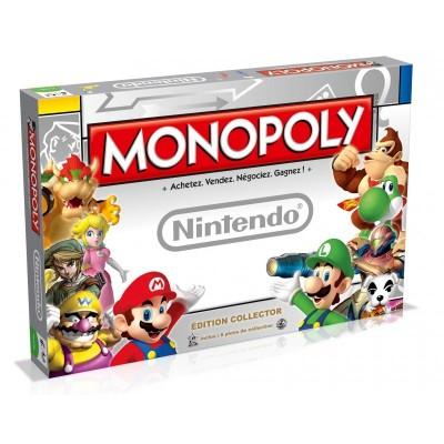 Autres jeux de plateau Jeux de Plateau Nintendo - Monopoly