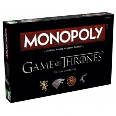 Autres jeux de plateau Game of Thrones - Monopoly