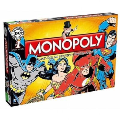 Autres jeux de plateau DC Comics - Monopoly