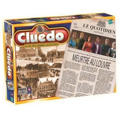 Autres jeux de plateau Jeux de Plateau Meurtre au Louvre - Cluedo