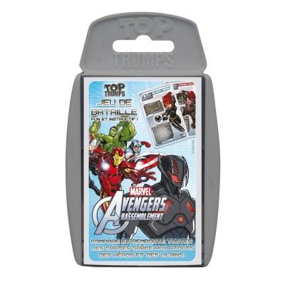Autres petits jeux Petits Jeux Avengers - Jeu de Bataille