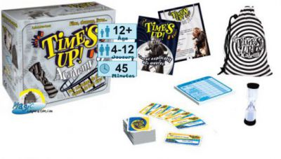 Time's up Petits Jeux Time's Up! Academy 2 - Gris