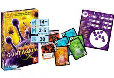 Autres jeux de plateau Jeux de Plateau Pandémie/Pandemic : Contagion