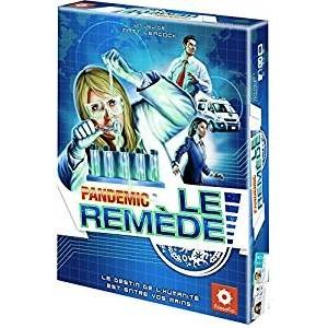 Autres jeux de plateau Jeux de Plateau Pandémie/Pandemic - le Remède