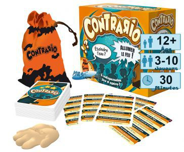 Autres petits jeux Petits Jeux Contrario - jeux en sac