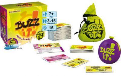 Incontournables Petits Jeux Buzz It!