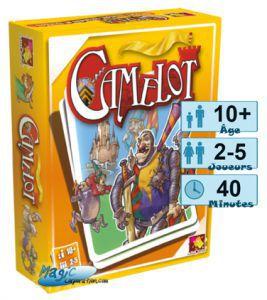 Thème : Médiéval Jeux de Plateau Camelot