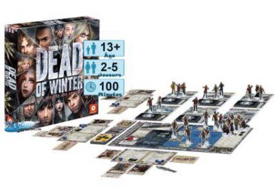 Autres jeux de plateau Jeux de Plateau Dead of Winter