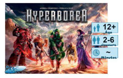 Thème : Médiéval Jeux de Plateau Hyperborea