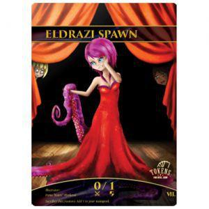 Tokens Magic Accessoires Pour Cartes Token/jeton foil - Eldrazi Spawn