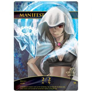 Tokens Magic Token/jeton foil - Manifest