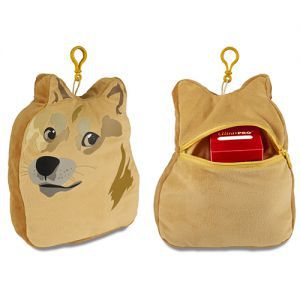 Boites de rangement illustrées Peluche - Doge Cozy