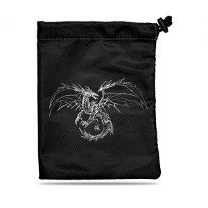 Dés et compteurs Accessoires Pour Cartes Ultra pro - Sac à dés - Black Dragon  - ACC