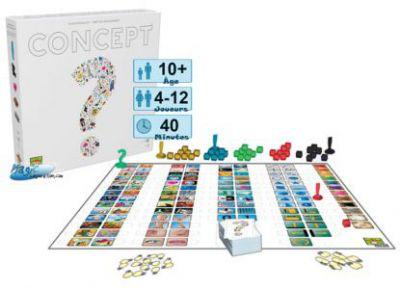Autres jeux de plateau Jeux de Plateau Concept