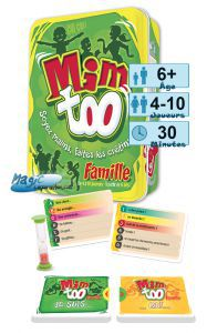 Autres petits jeux Petits Jeux Mimtoo Famille