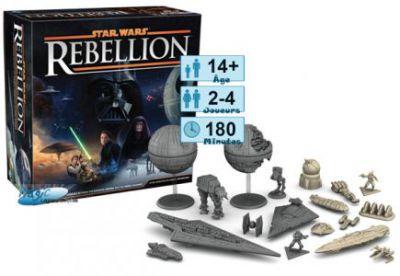 Thème : Espace Jeux de Plateau Star Wars : Rébellion