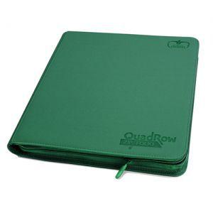 Classeurs et Portfolios Accessoires Pour Cartes Portfolio Ultimate Guard - Playset (12 Cases) Xenoskin Zip - Vert - Acc