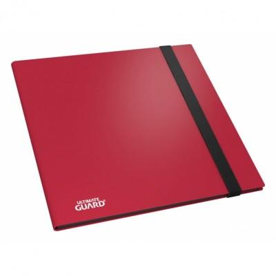 Classeurs et Portfolios  QuadRow FlexXfolio - 12 Cases - Rouge