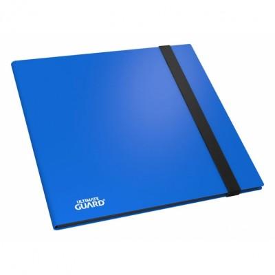Classeurs et Portfolios  QuadRow FlexXfolio - 12 Cases - Bleu