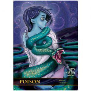 Tokens Magic Accessoires Pour Cartes Token/jeton foil - Poison Counter
