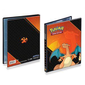 Classeurs et Portfolios Accessoires Pour Cartes Portfolio Ultra Pro - A5 - Pokemon - Dracaufeu - ACC