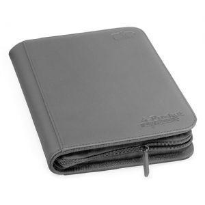 Classeurs et Portfolios Accessoires Pour Cartes Portfolio Ultimate Guard - A5 Zipfolio Xenoskin - Gris - Acc