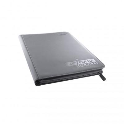 Classeurs et Portfolios Accessoires Pour Cartes A4 Zipfolio Xenoskin - Gris