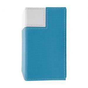 Boites de Rangements Accessoires Pour Cartes Deck Box Ultra Pro - Tower - Light Blue & White - ACC