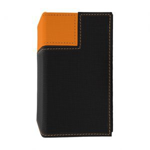 Boites de Rangements Accessoires Pour Cartes Deck Box Ultra Pro - Tower - Black & Orange