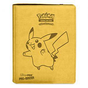 Classeurs et Portfolios Accessoires Pour Cartes Portfolio Ultra Pro - A4 Premium Pro-Binder - Pokemon - Pikachu - ACC